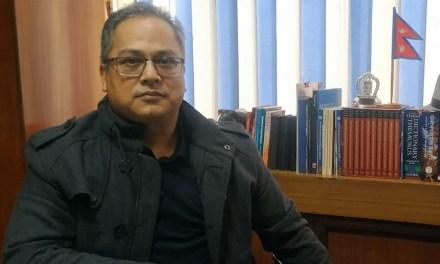 Mr. Bishwesh Shrestha : COVID19 impact on tourism in Nepal