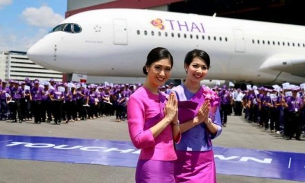 Government sends Thai Airways to bankruptcy court