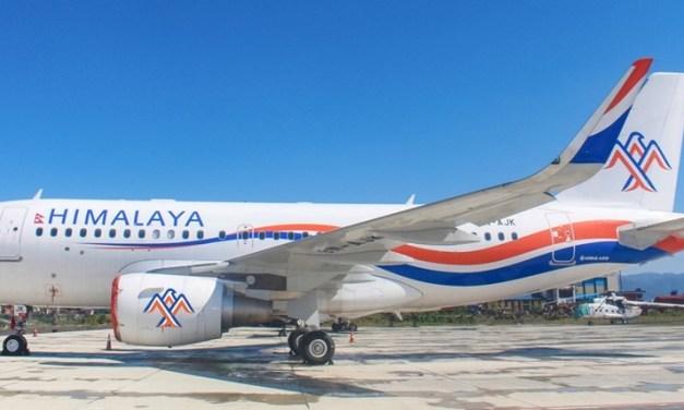 Himalaya Airlines continues repatriation flights