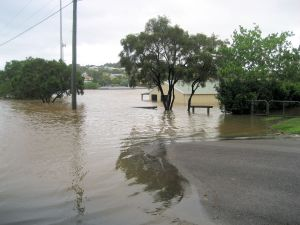 Climate change - flood