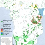 Updated Geographic Range Maps For Giraffe Giraffa Spp Throughout Sub Saharan Africa And Implications Of Changing Distributions For Conservation O Connor 2019 Mammal Review Wiley Online Library