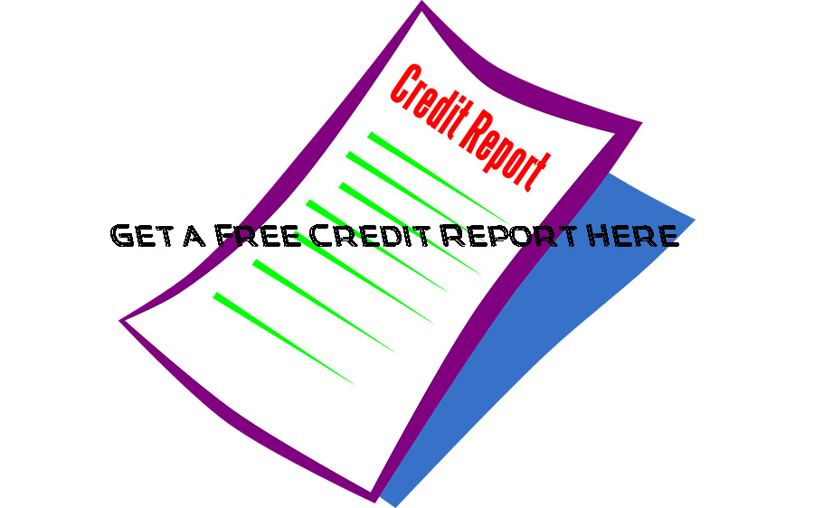 Get A Free Credit Report Here Onlineloanapplication