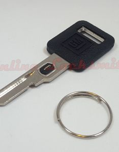 Oem ignition vats key also  single side for gm vehicles rh onlinelocksmithstore