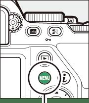 El menú disparo: Opciones de disparo