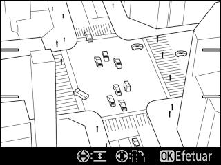 Opções Disponíveis na Visualização em Direto