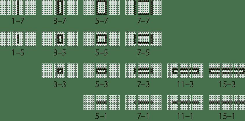 ピントの合わせ方を設定する(フォーカス)