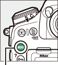 C Het foto-opnamemenu: Opnameopties