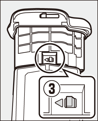 Optionele MB-D18 battery packs