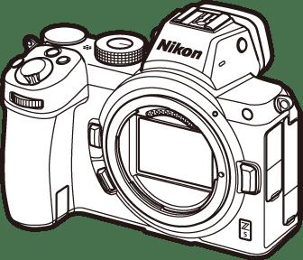 カメラと付属品を確認する