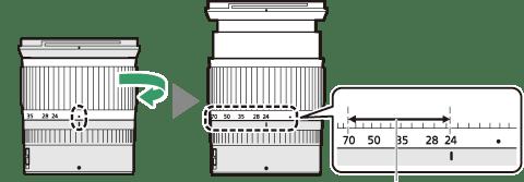NIKKOR Z 24–70mm f/4 S Lens User's Manual