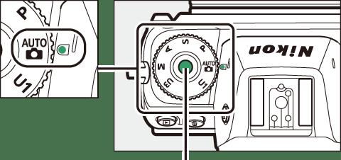 Snemanje videoposnetkov (način AUTO)