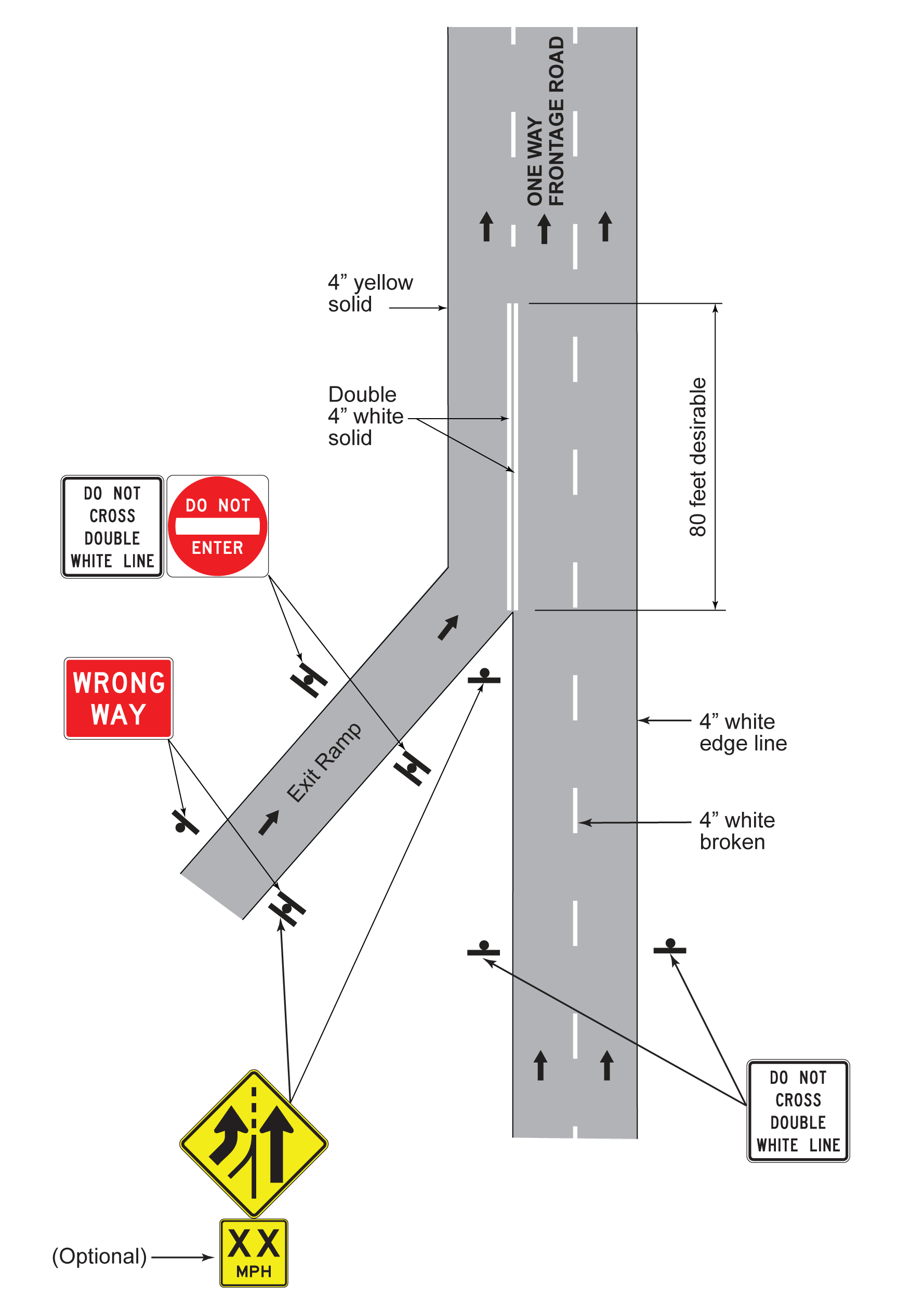 exit ramp traffic diagram sky multiroom wiring of freeway intersection great installation