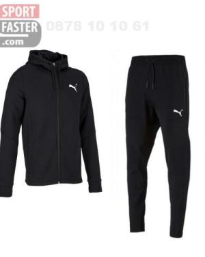 Мъжки анцуг PUMA ACTIVE SWEAT TRACKSUIT