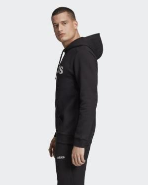 Модерен суитшърт за мъже Adidas E CAMO LIN SWEA