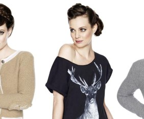 it's new, it's amazing… it's 100% Cashmere