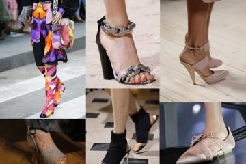 Damen Schuhmode Trends für das Frühjahr 2015