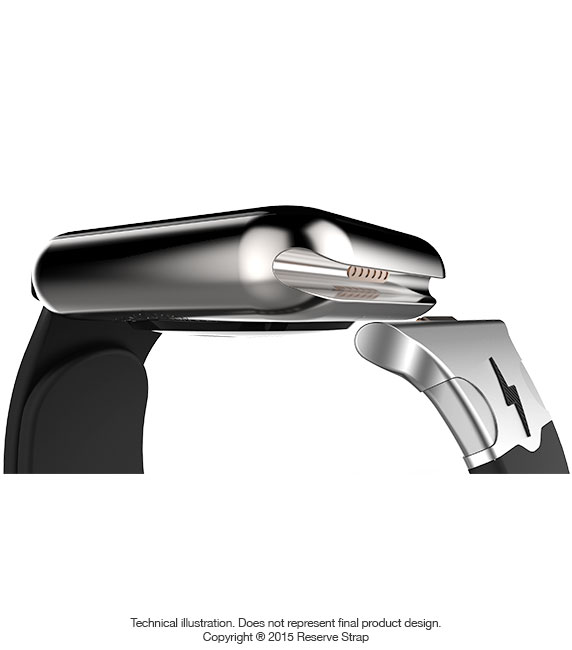 reserve strap apple watch