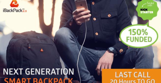 iBackPack, Bitcoin