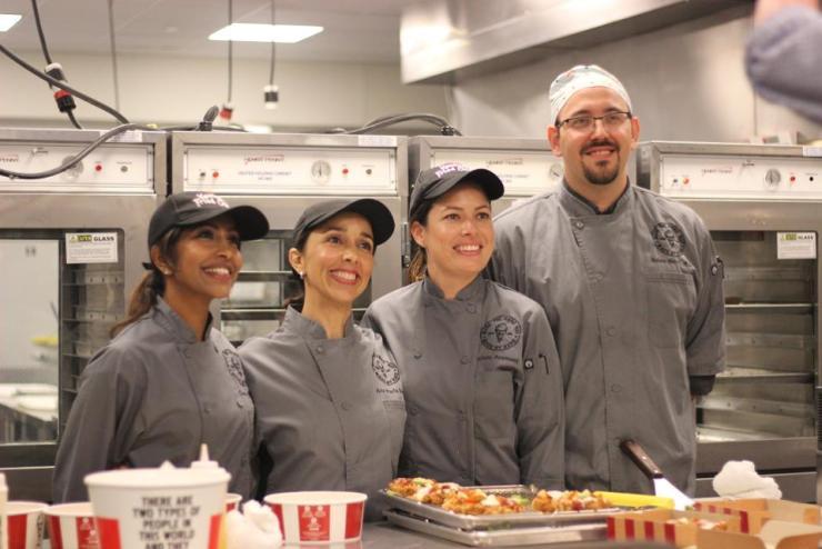 KFC Global's Food Innovation Team.