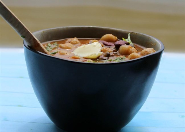 Makhani Daal (Buttery Lentils)