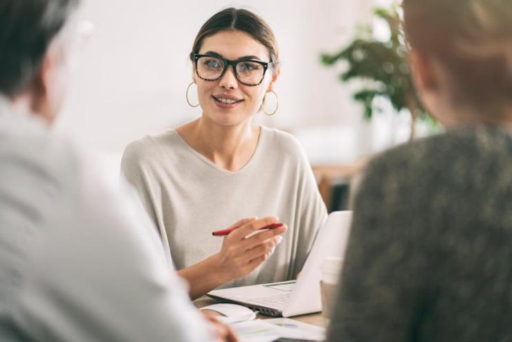 Go into discussions with the attitude that you are an equal bringing certain things that the company needs. This doesn't give you a license to be arrogant, but know that you can always go elsewhere or start your own company, and shouldn't let a potential employer dictate all the terms.