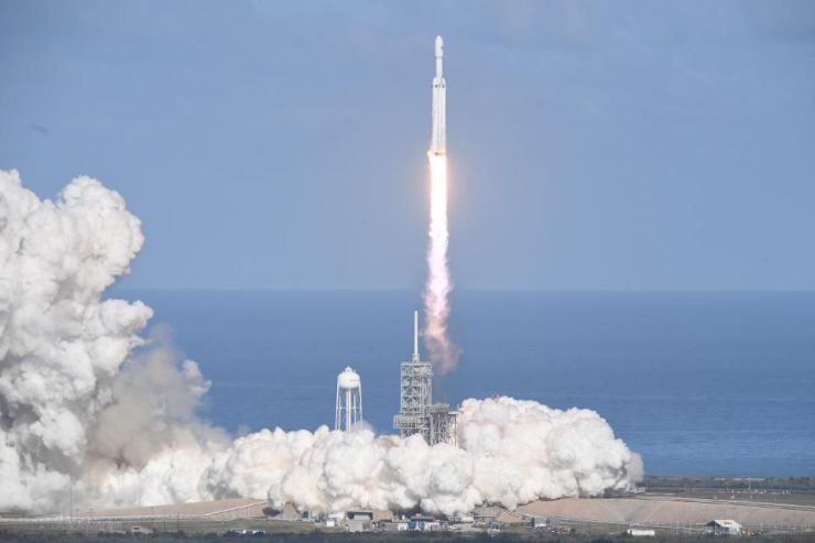 The very first launch of the Falcon Heavy, on February 6, 2018, was a tremendous success. The rocket... [+] reached low-Earth-orbit, deployed its payload successfully, and the main boosters returned to Cape Kennedy, where they landed successfully. The promise of a reusable heavy-lift vehicle is now a reality, and could lower launch costs to ~$1000/pound. Still, even with all these advances, we won't be launching our garbage into the Sun anytime soon.