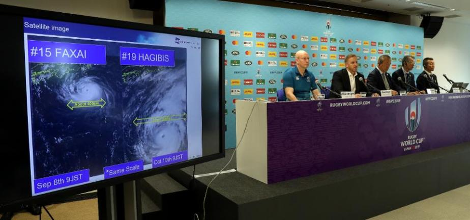 World Rugby Press Conference