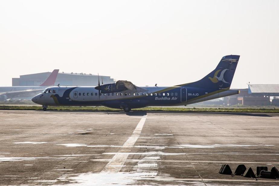 Kathmandu International Airport
