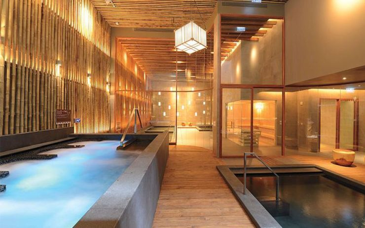 Let's Relax Onsen and Spa in Bangkok
