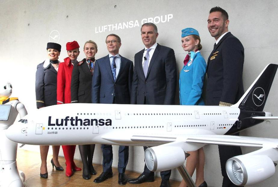 GERMANY-AVIATION-EARNINGS-LUFTHANSA