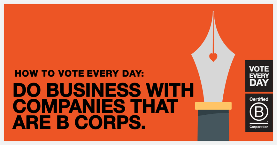 Certified B Corps are riding the upward spiral of doing business that's good for the world.