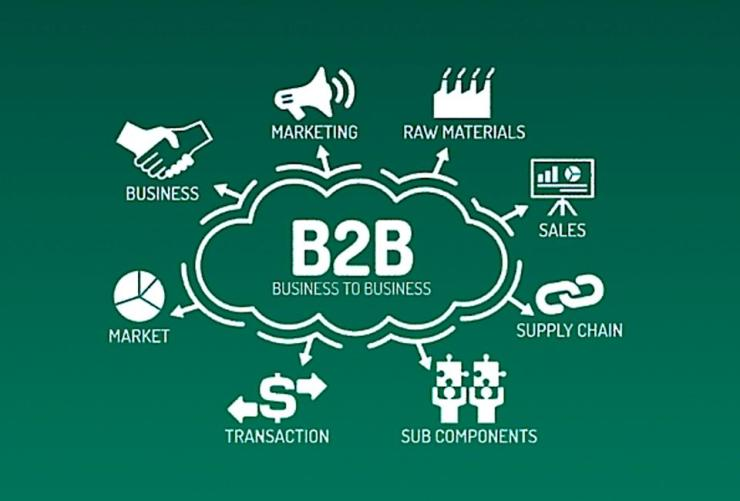 B2B customers need seamless user experiences and top-notch branding just like B2C customers.