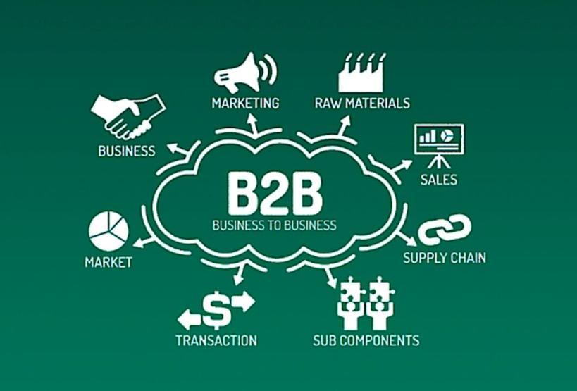 B2B customers need seamless user experiences and top-notch branding just like B2C customers.