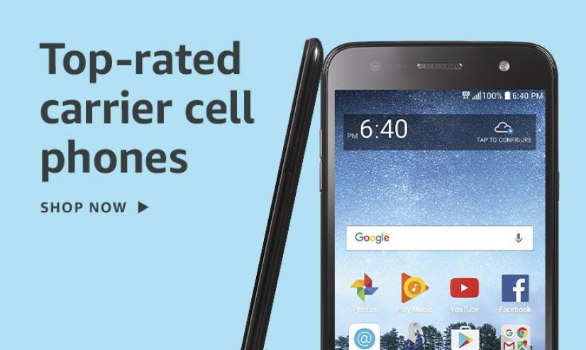 Top-rated carrier cell phones