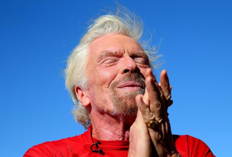 Richard Branson Bondi Media Opportunity