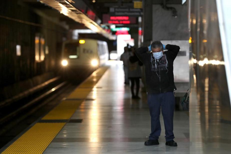 BART Cuts Train Service In Bay Area During Coronavirus Shutdown