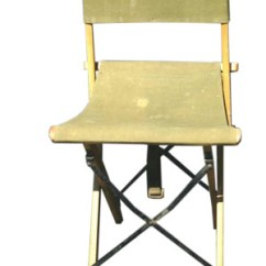Folding Sports Chair Black Desk And What Price Glory Uk Wwii Camp Original For Non Us Customers Only