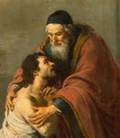 Return of the Prodigal Son, Bartolomé Esteban Murillo, National Gallery, Washington, DC