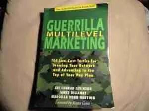 Guerrilla MLM front cover