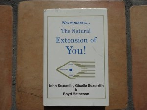 networking book cover