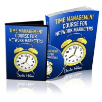 time management course for network marketers