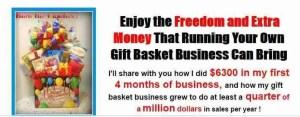 gift basket business