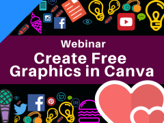 Create Free Graphics Webinar