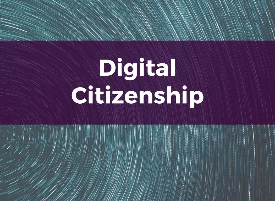 Course Image: Digital Citizenship