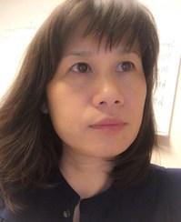 Rebecca Pang portrait