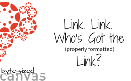 Link. Link. Who's Got the Link?