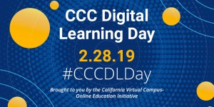 Shareable image: CCC Digital Learning Day - twitter image 1024x512