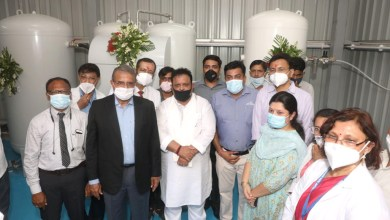 Jaipur Health Minister lauds Saint-Gobain's efforts for COVID Relief