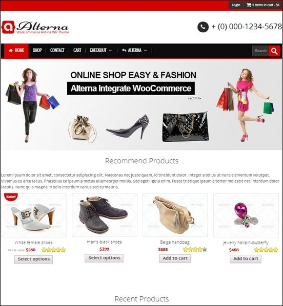 e-commerce theme (2)