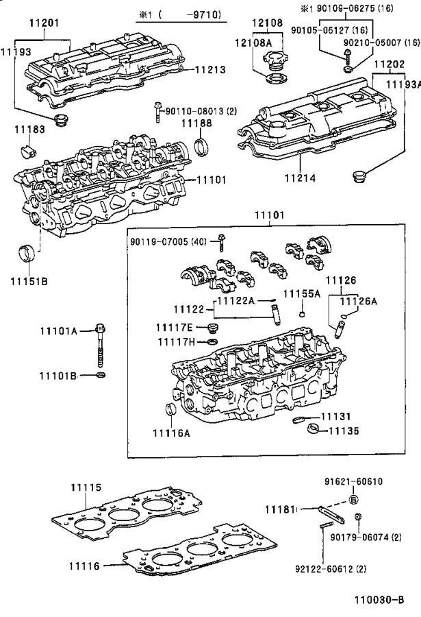 Toyota T100 Engine Camshaft Plug. Plug, SEMICIRCULAR